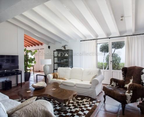 Malaga luxury villa with views