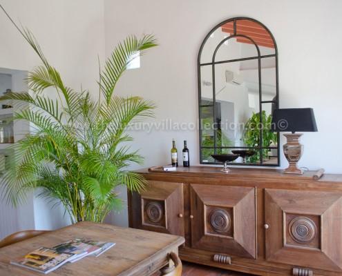 luxury Malaga wedding villa to rent