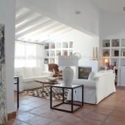 stylish interiors Malaga villa