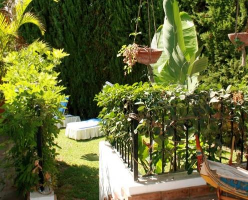 Marbella Villa Bali Patios