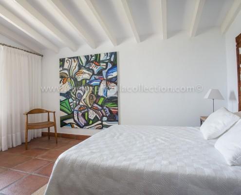 Malaga luxury villa en suite bedrooms