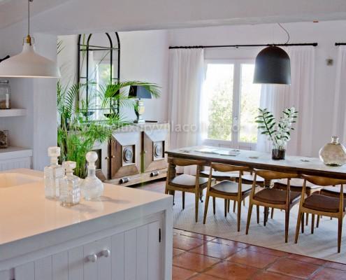 interiors designer villa rental Malaga