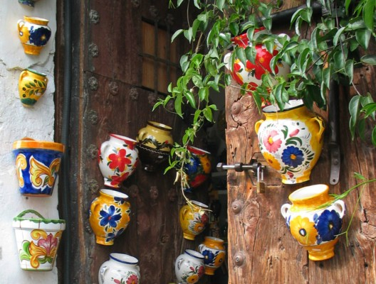 Spanish Pottery in Axarquia