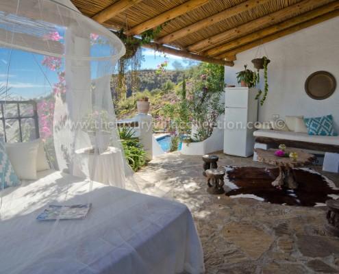 rural wedding venue villa rental Spain