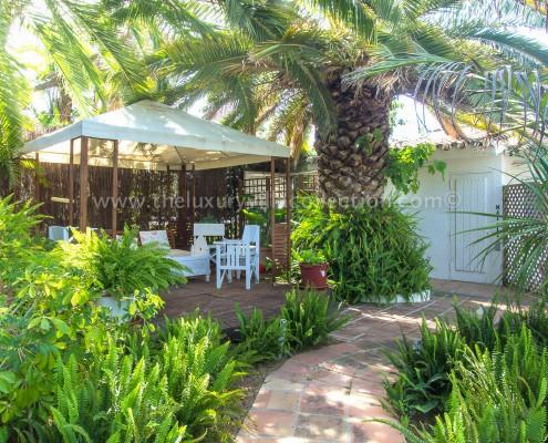 rental villa Marbella family