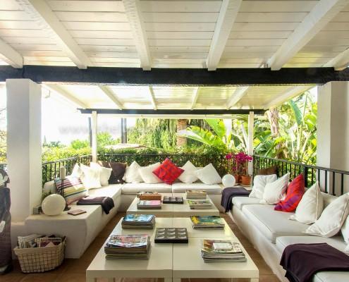 rental family villa Marbella