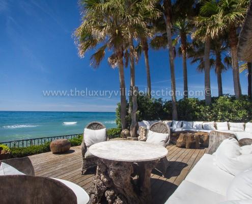 Villa Las Artes Luxury villa beach Marbella