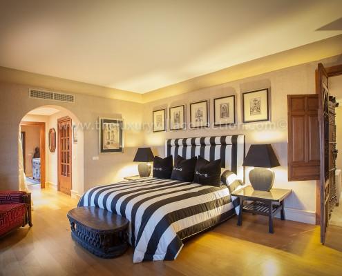 Villa Las Artes Marbella Guest suite