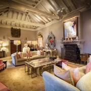 Villa Las Artes Marbella Living room rental