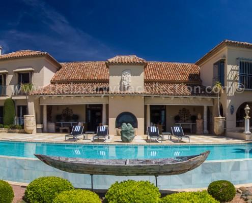 Villa Las Artes Platinum rental Marbella Villa