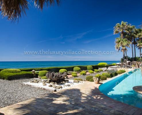 Villa Las Artes Platinum Marbella beach Villa