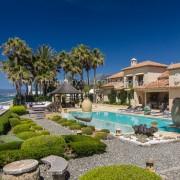 Villa Las Artes luxury rental Marbella beach Villa