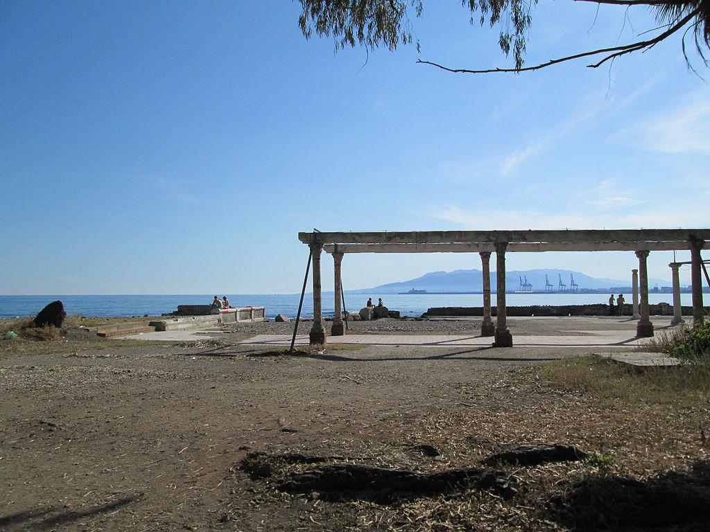 baños del carmen, malaga, beach, playa