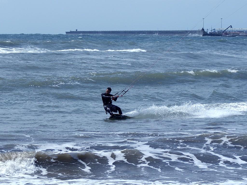 kitesurfing, malaga