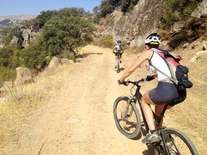 cycling, mountain biking, andalucia, costa del sol