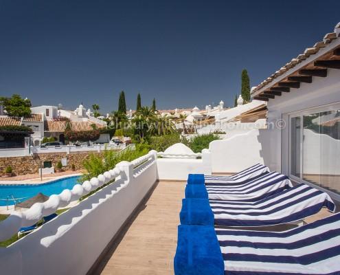 Marbella family villa rental