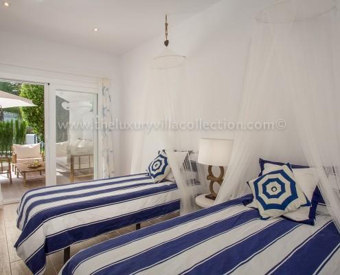 Marbella family rental villa