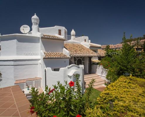 family villa rental Marbella