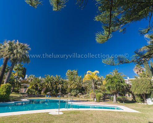 Casita Bahia luxury Marbella beach villa