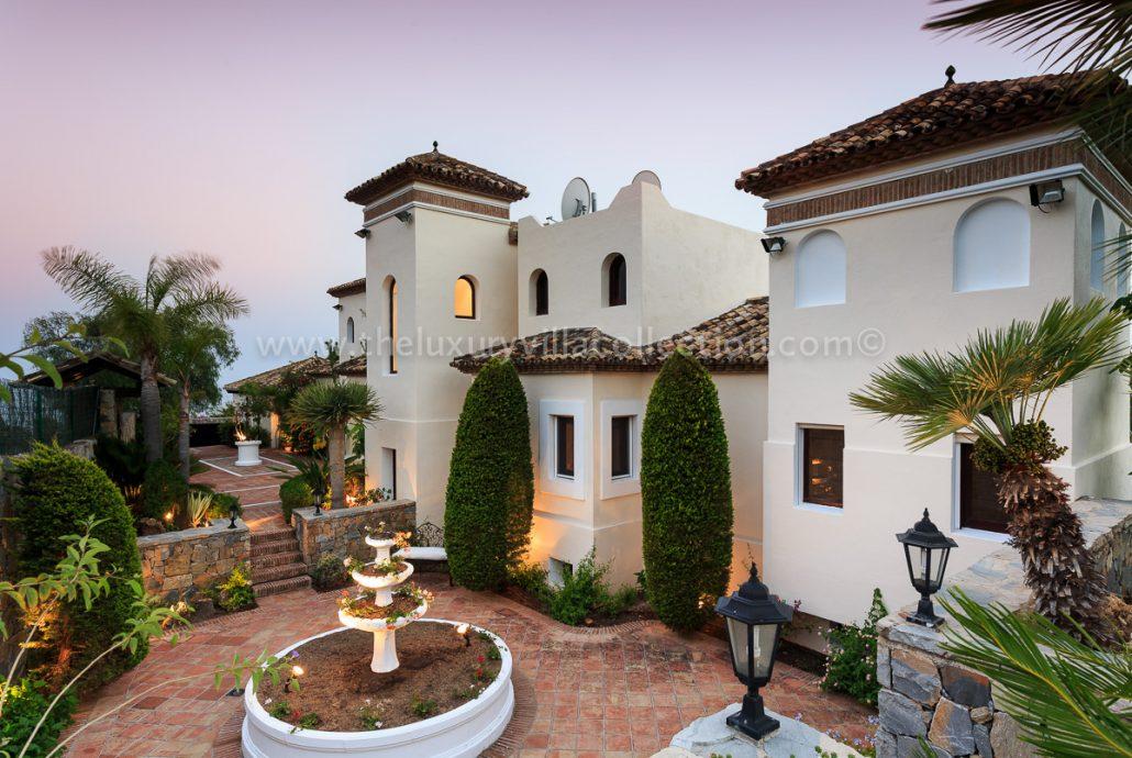 Villa Kenia, Estepona