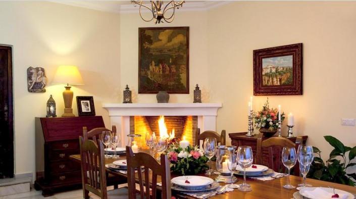 Spanish Villa for Christmas