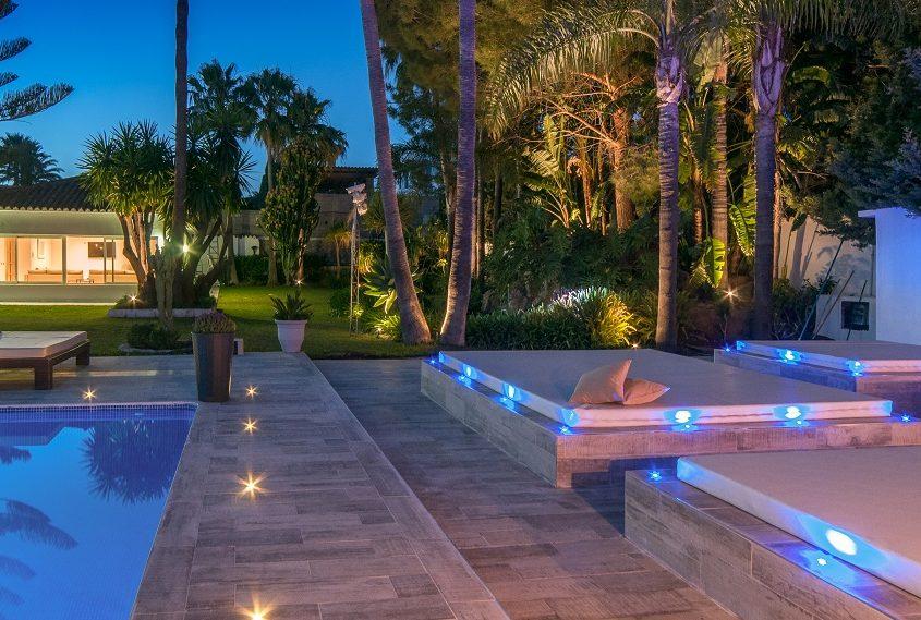 Villa Eivissa, Pool Area