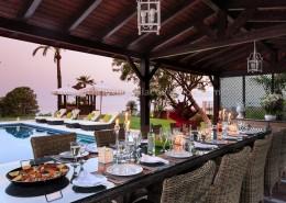 Villa Kenia Estepona luxury villa with chef