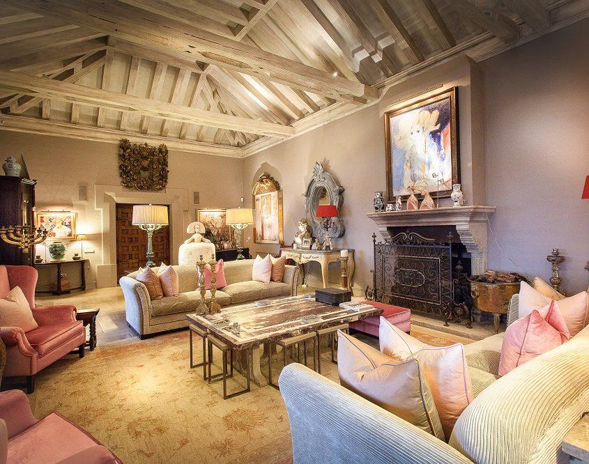 Villa Las Artes, Living Room