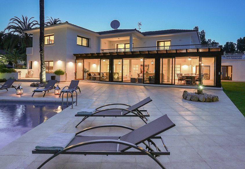 Villa Malibu, pool