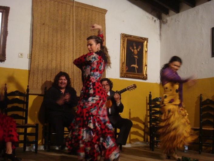 flamenco, andalucia, dancing