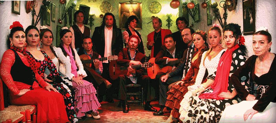 gitanos, flamenco, granada