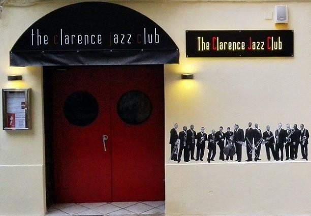 clarence jazz club malaga
