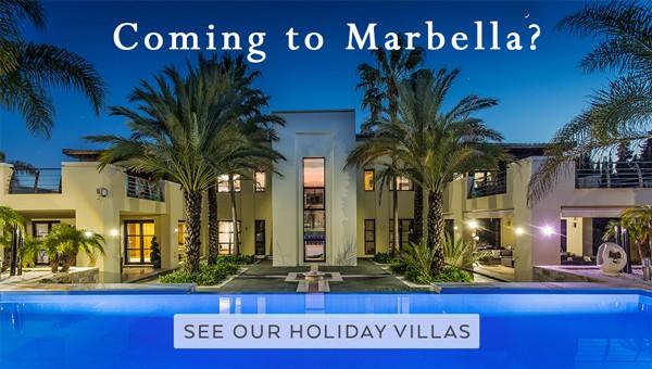 Luxury Marbella Villas for Rent