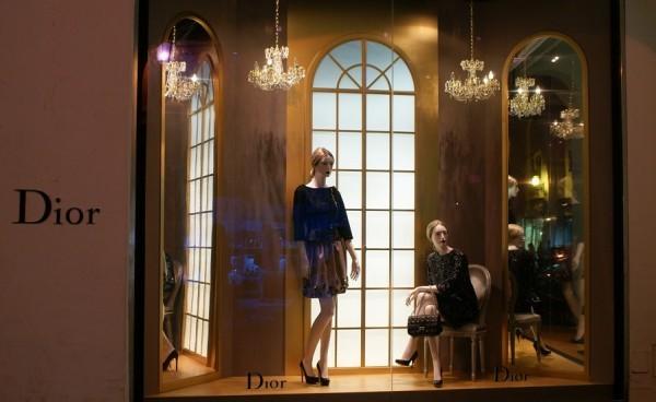 Dior Store Front Puerto Banus