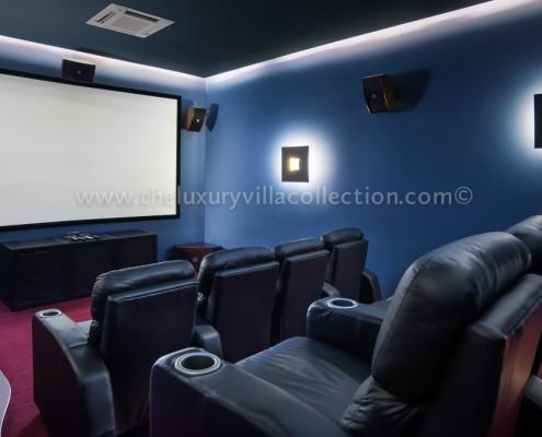 La Zagaleta Villa Vivaldi cinema