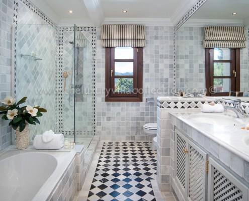 La Zagaleta Villa Vivaldi Bathroom