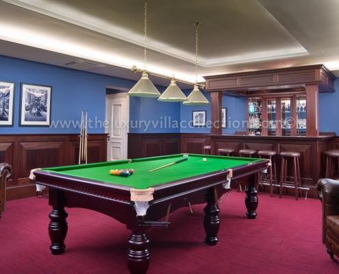 La Zagaleta luxury Villa Vivaldi Gentlemans club