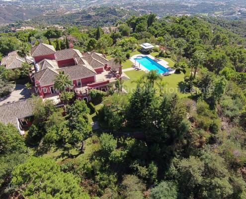 La Zagaleta luxury villa Marbella