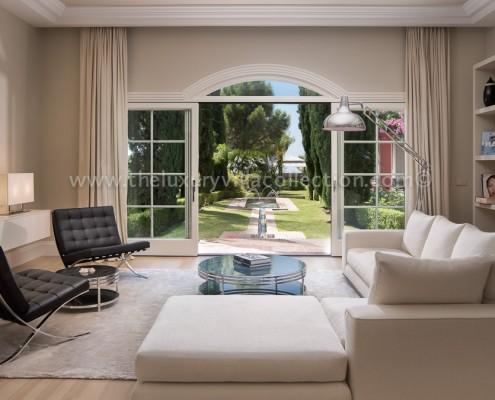La Zagaleta luxury villa guest apartment