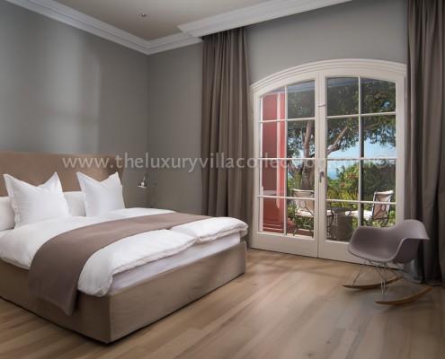 La Zagaleta luxury villa guest apartment bedroom