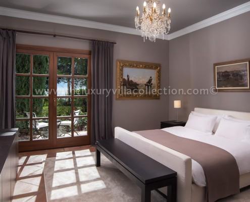 La Zagaleta luxury villa vivaldi apartment bedroom
