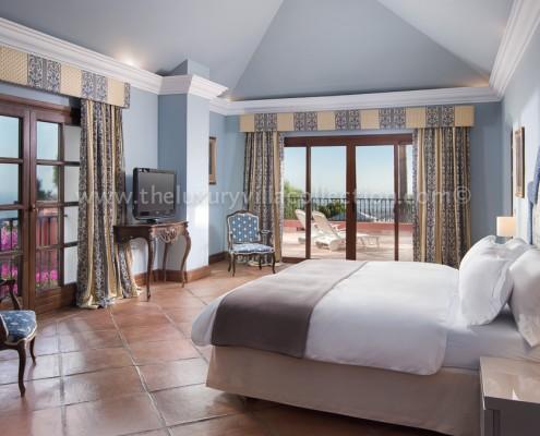 La Zagaleta luxury villa vivaldi guest bedroom