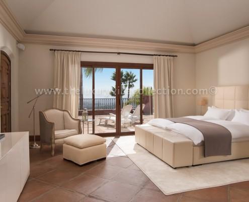 La Zagaleta luxury villa vivaldi master bedroom