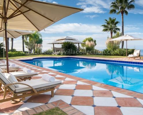 Villa Vivaldi La Zagaleta luxury Marbella Villa