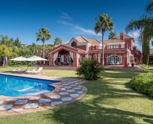 Villa Vivaldi La Zagaleta luxury villa