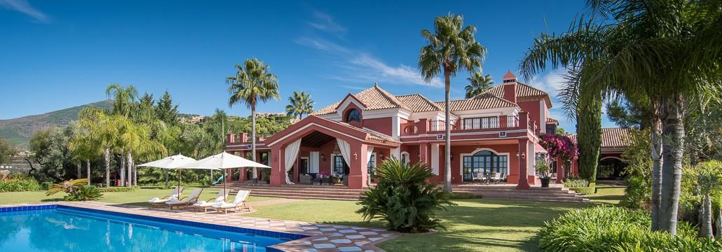 Most Luxury Villas To Rent In Spain