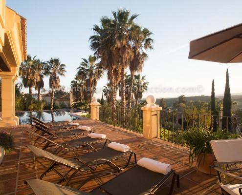 Villa Kynthia Estepona Luxury villa rental