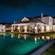 The Retreat modern luxury villa Ronda