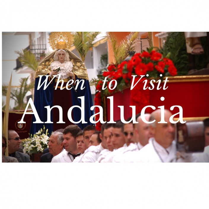 when is the best time to visit Andalucia