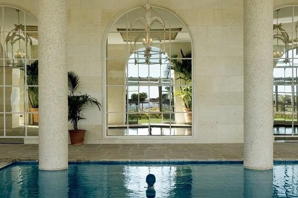finca cortesin spa pool